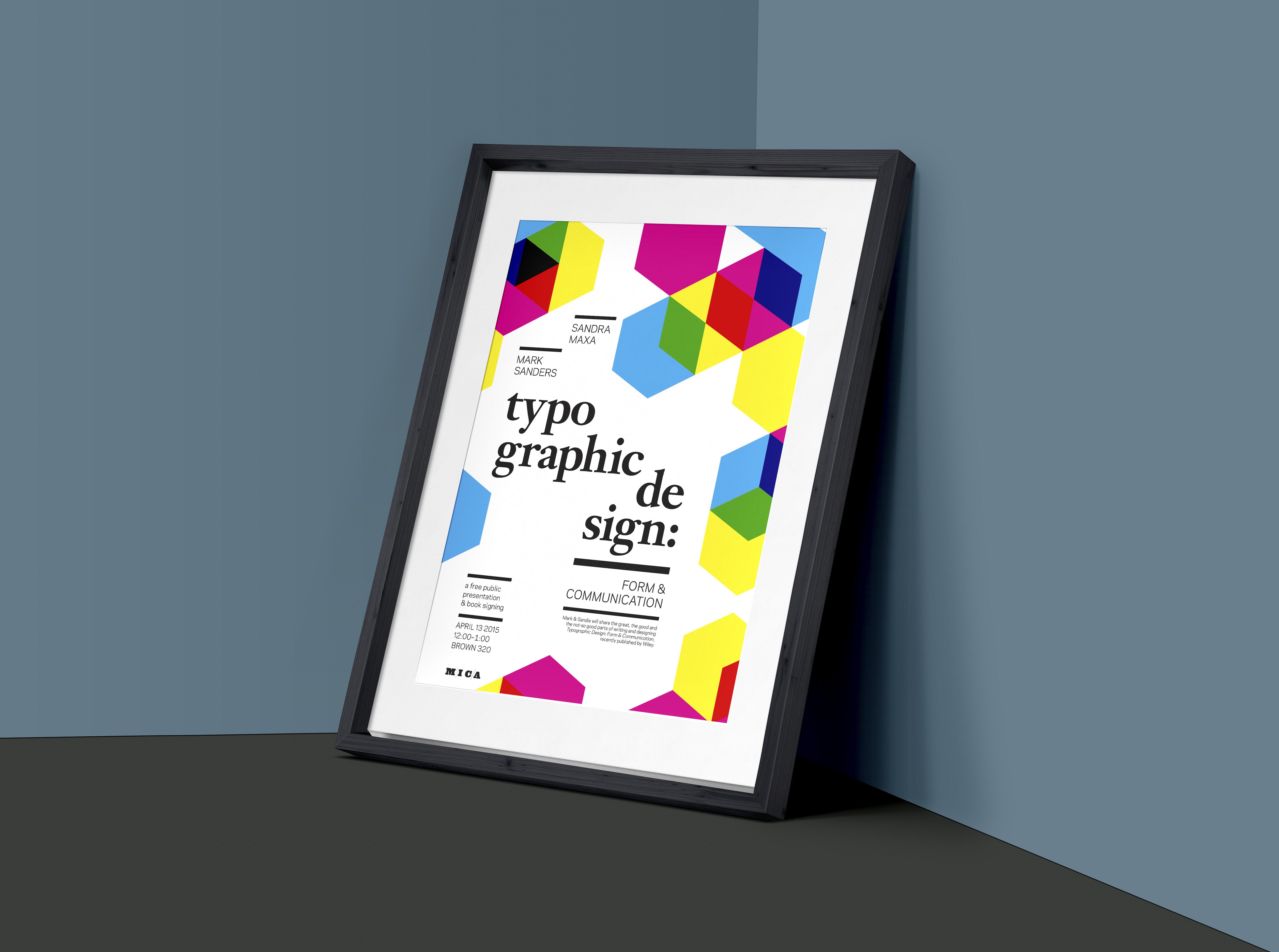 Hesuh Park Typographic Design Lecture